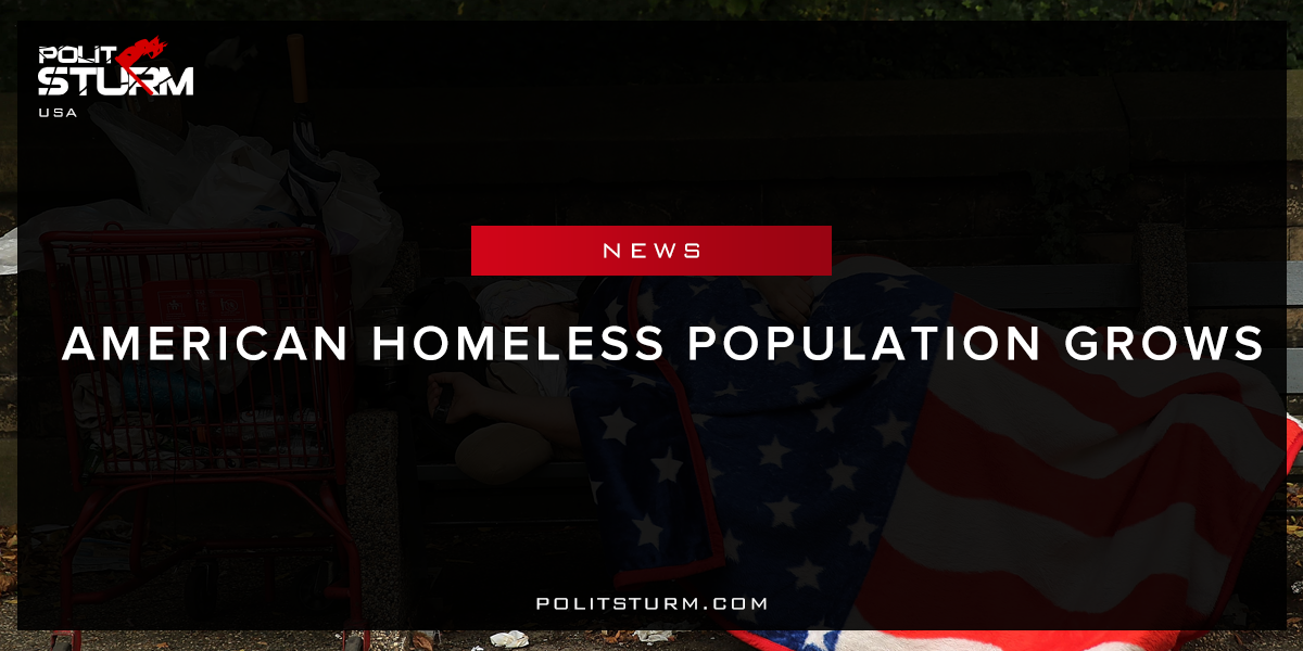 American Homeless Population Grows