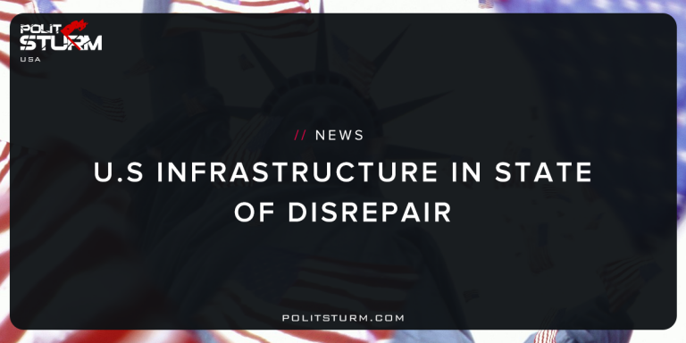 U.S Infrastructure in State of Disrepair