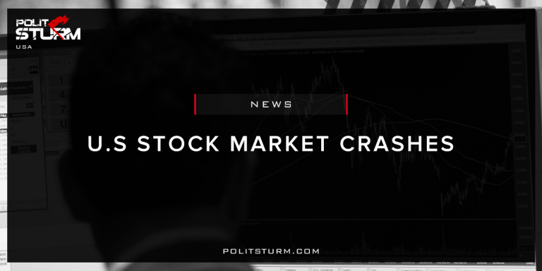 U.S Stock Market Crashes