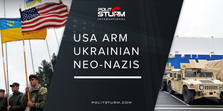 USA arm Ukrainian neo-nazis