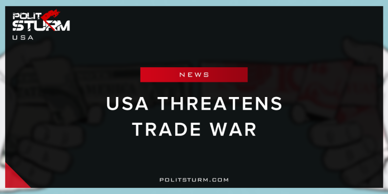 USA Threatens Trade War