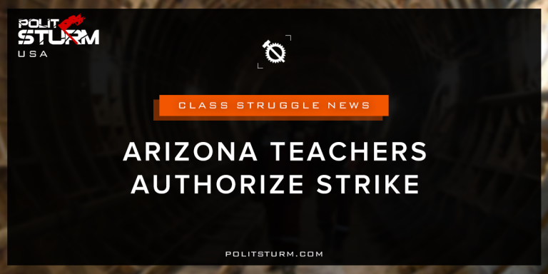 Arizona Teachers Authorize Strike