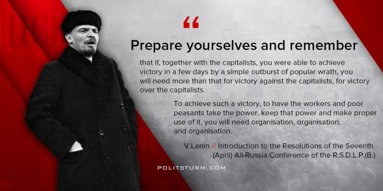 Lenin on Victory Over the Capitalists