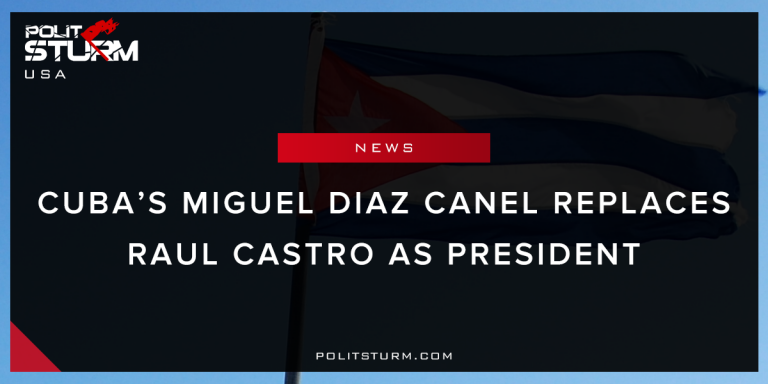 Cuba's Miguel Diaz Canel Replaces Raul Castro as President