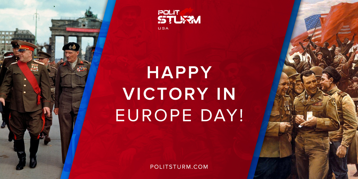 Happy Victory in Europe Day!