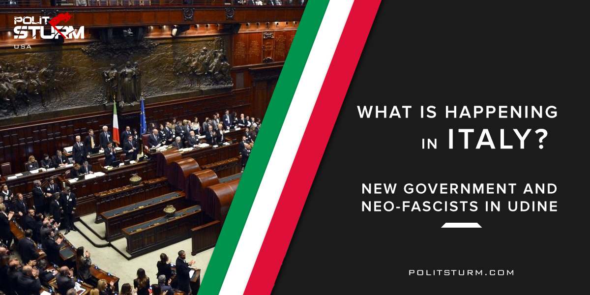 What Is Happening in Italy: New Government and Neo-Fascists