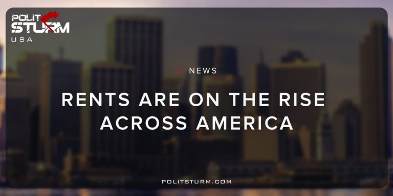 Rents Are On The Rise Across America