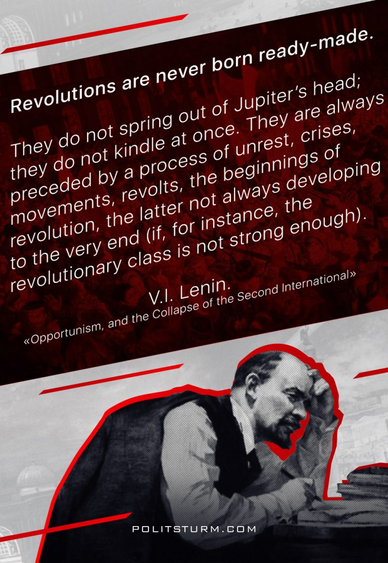 Lenin on Revolutions