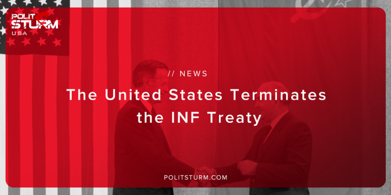 The United States Terminates the INF Treaty