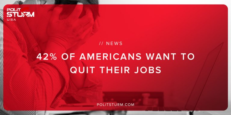 42% of Americans Want to Quit Their Jobs