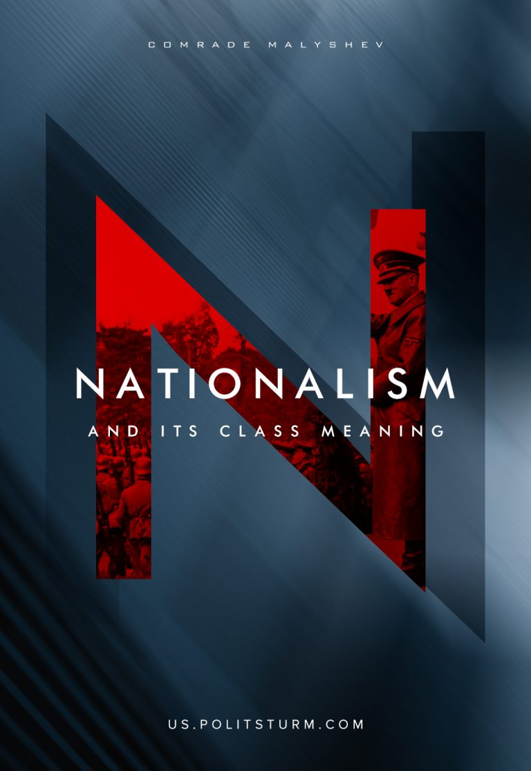 Nationalism And Its Class Meaning