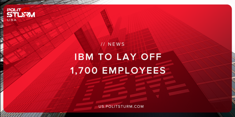 IBM to Lay Off 1,700 Employees