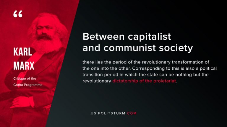Marx on the Transition to Communism