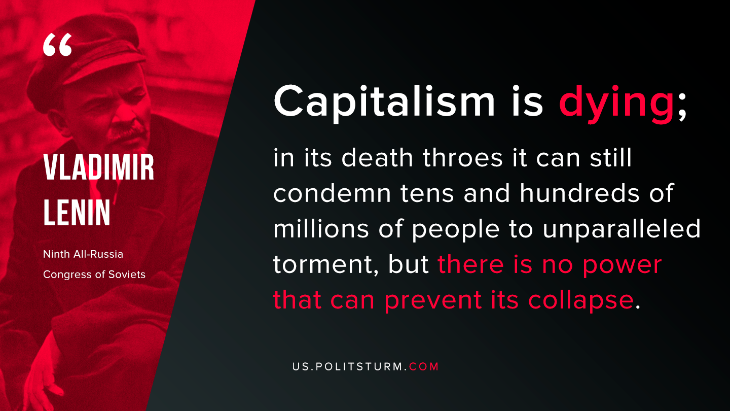 Lenin on the Fate of Capitalism