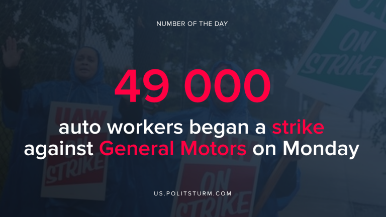 GM Auto Workers Strike