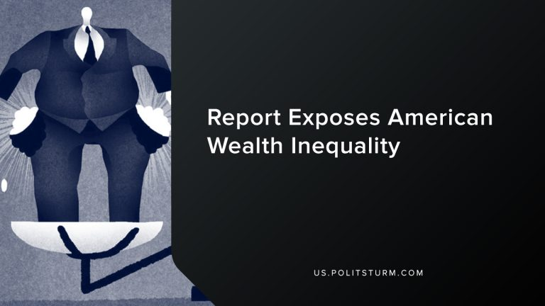 Report Exposes American Wealth Inequality