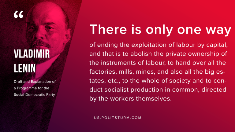 Lenin on Socialism