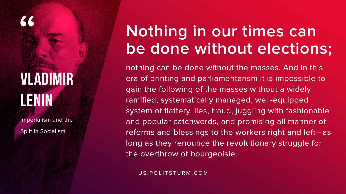 Lenin on Elections