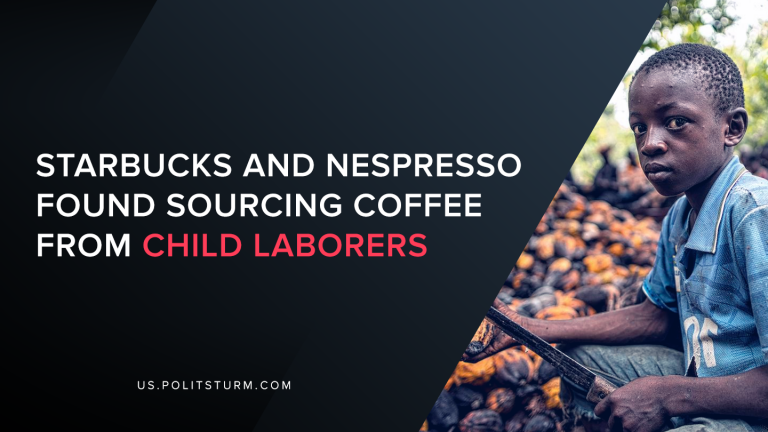 Starbucks and Nespresso Found Sourcing Coffee from Child Laborers
