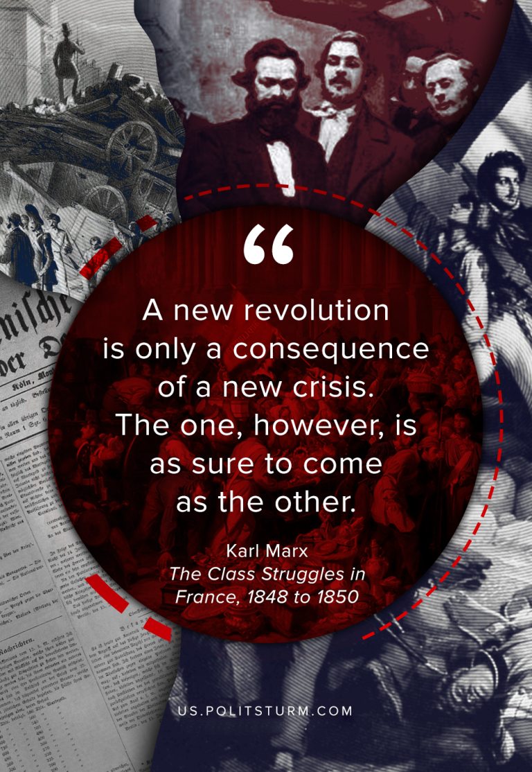 Marx on Revolutions and Crises