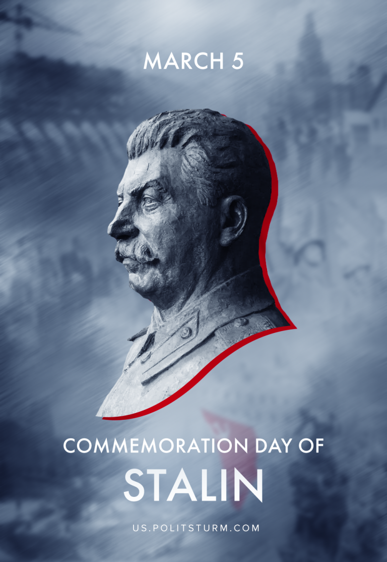 Commemoration Day of Stalin