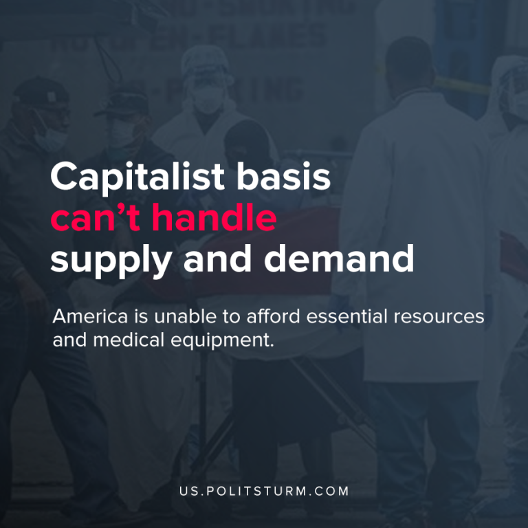 Capitalist Basis Can't Handle Supply and Demand