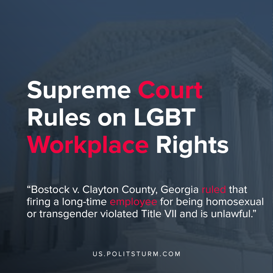 Supreme Court Rules on LGBTQ Workplace Rights
