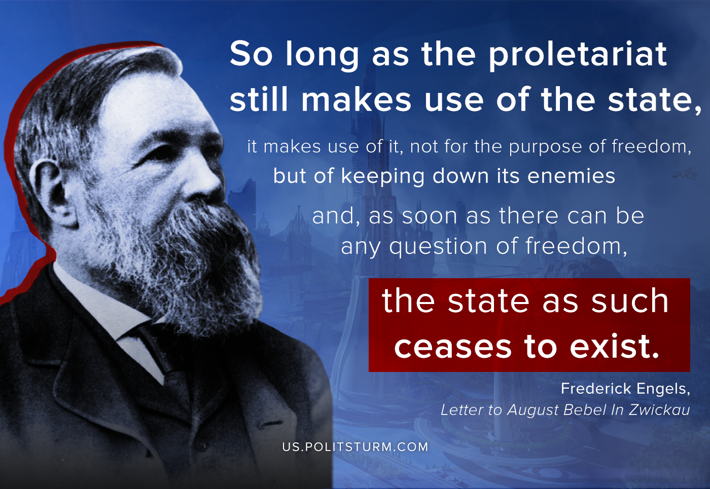 Engels on the State