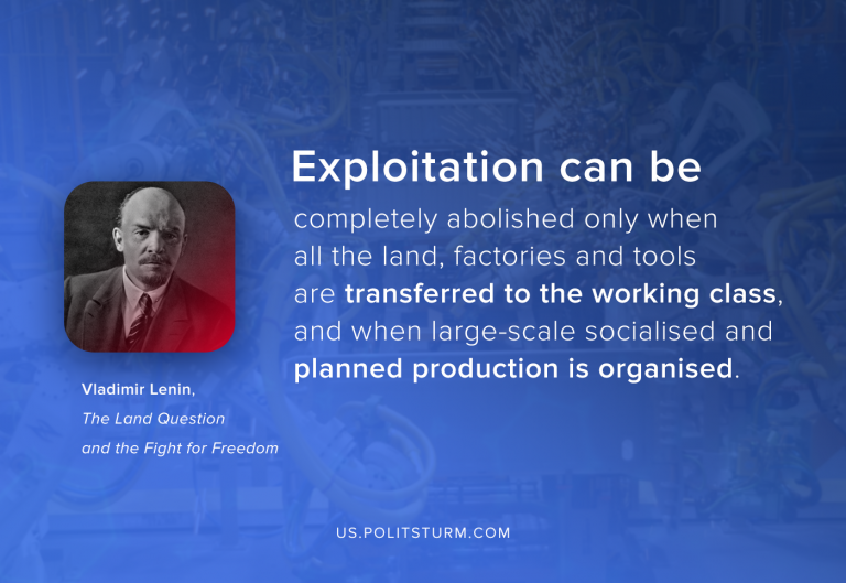 Lenin on Exploitation