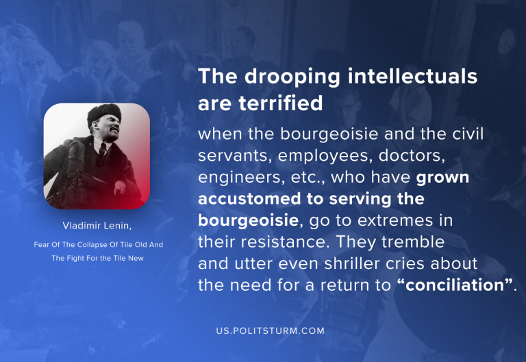 Lenin on the Intellectuals