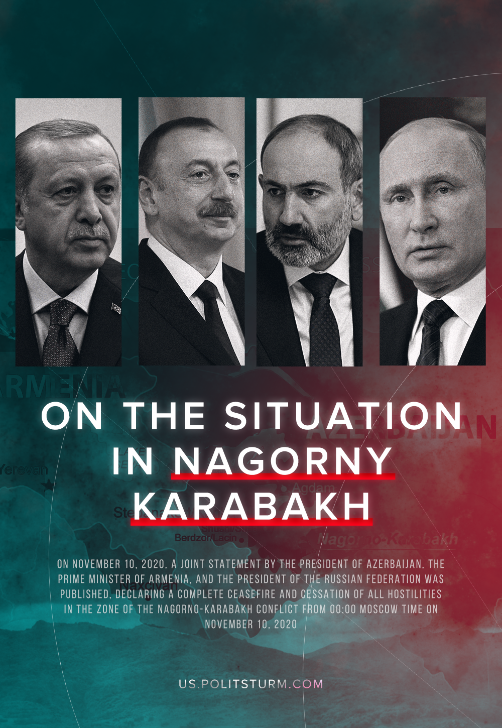 On the Situation in Nagorny Karabakh