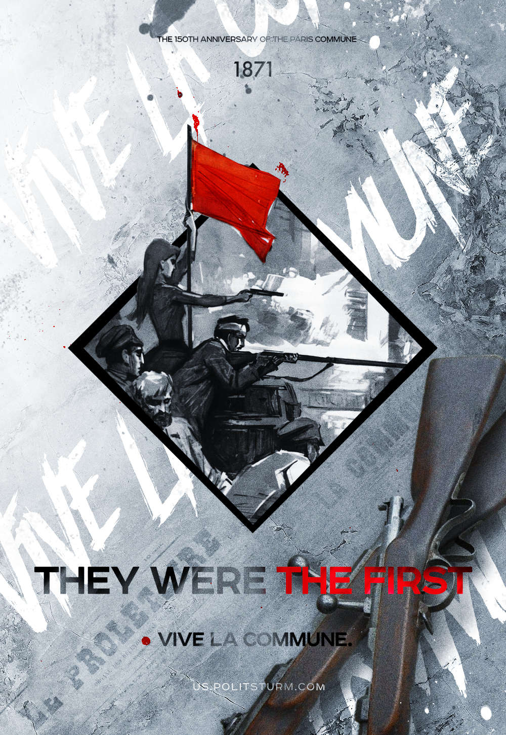 The 150th Anniversary of the Paris Commune