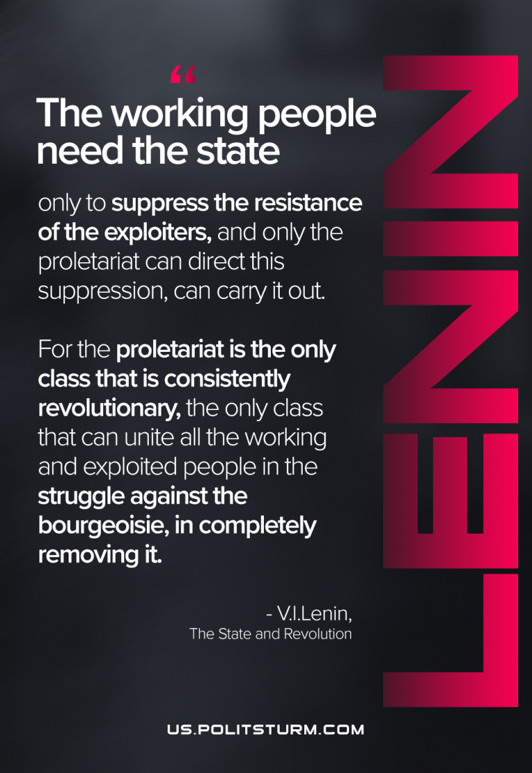Lenin on the Proletarian State