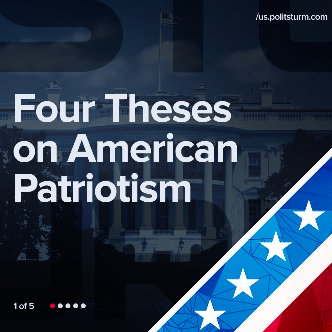 Four Theses on American Patriotism